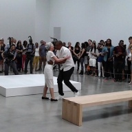 Jay-Z - Picasso Baby Video at the NYC ART Gallery